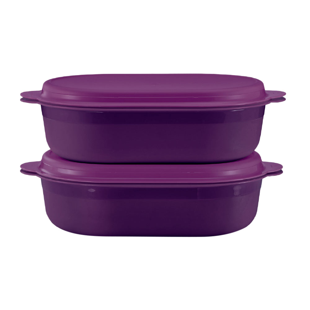 Tupperware Oval Server