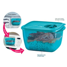 Load image into Gallery viewer, Tupperware Rock N Serve Microwaveable Rectangular Lunch Box
