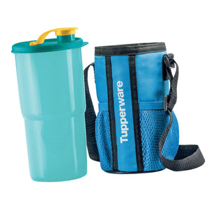 Tupperware Thirstquake Tumbler 900ml with Pouch