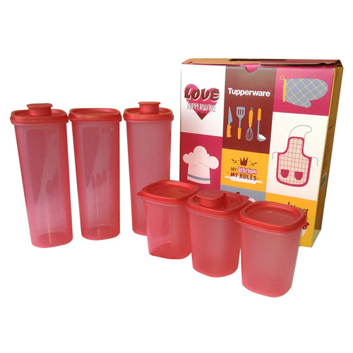 Tupperware Breezy Pour Set