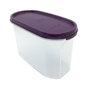 Tupperware Modular Mates Dewberry Oval II - 1.1L