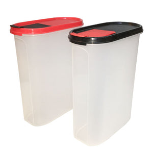 Tupperware Modular Mates Oval IV With Dispenser - 2.3L