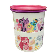 Load image into Gallery viewer, Tupperware Pony Canister Set