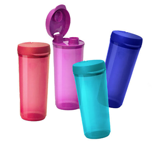 Tupperware Thirst N Go Drinking Bottles & Lunch Box Set