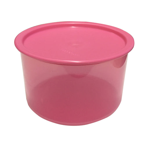 Tupperware One Touch Topper Large Pink