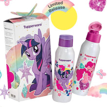 Load image into Gallery viewer, Tupperware Little Pony Eco Bottles With Brush-Tupperware 4 Sale