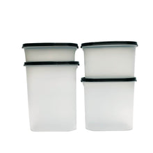 Load image into Gallery viewer, Tupperware Modular Mates Black Oval Set-Tupperware 4 Sale