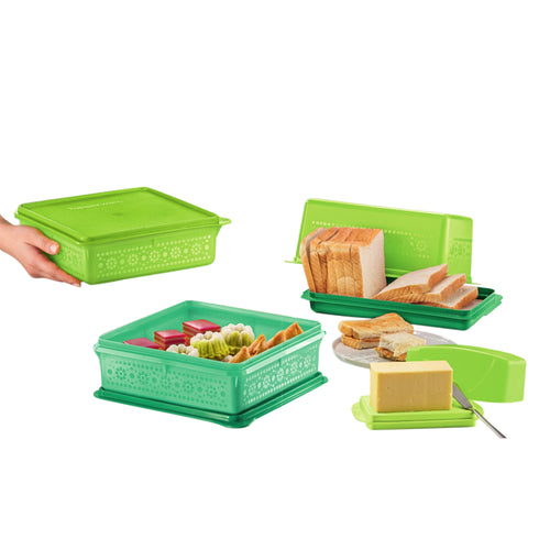 Tupperware Breakfast Delight Set
