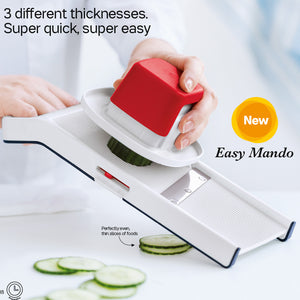 Tupperware Easy Mando With Gift Box