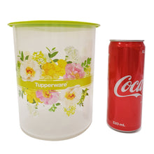Load image into Gallery viewer, Tupperware Lucky Floral Airtight One Touch Set