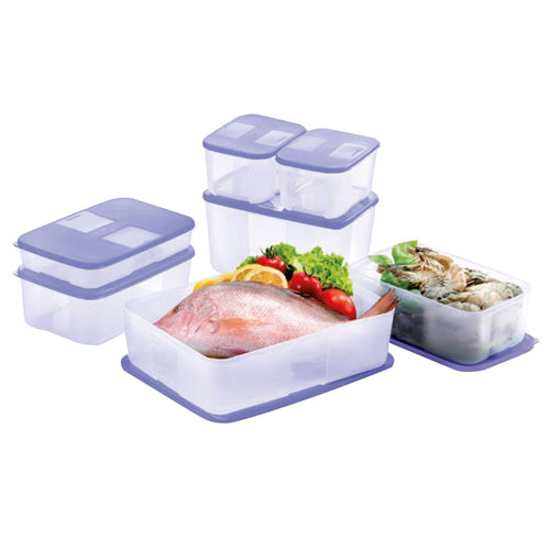 Tupperware FreezerMate Essential Set - Blue