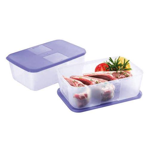 Tupperware FreezerMate Medium II Set of 2 - Blue
