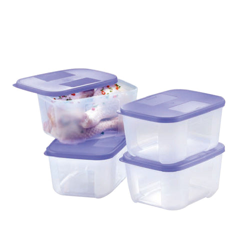Tupperware FreezerMate Small II Set - Blue