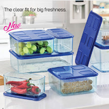 Load image into Gallery viewer, Tupperware Fresh N Clear Set