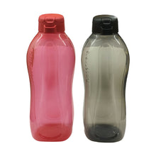 Load image into Gallery viewer, Tupperware Giant Eco Drinking Bottle (Red & Black) 2.0L