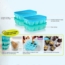 Load image into Gallery viewer, Tupperware Chill Freez Ice Tray Set