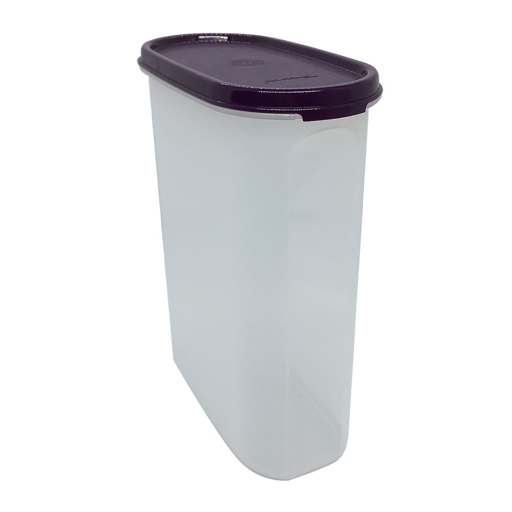 Tupperware Modular Mates Oval Dewberry IV - 2.3L
