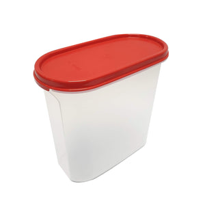 Tupperware Modular Mates Red Oval III - 1.7L