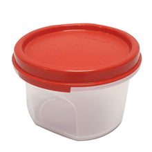 Load image into Gallery viewer, Tupperware Modular Mates Red Round I - 200ml