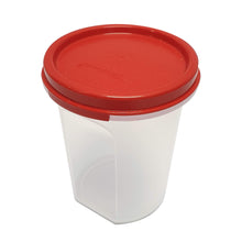 Load image into Gallery viewer, Tupperware Modular Mates Red Round II - 440ml x 2 units
