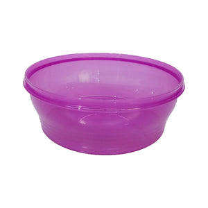 Tupperware Big Wonders Bowl Set - Violet