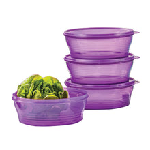 Load image into Gallery viewer, Tupperware Big Wonders Bowl Set - Violet