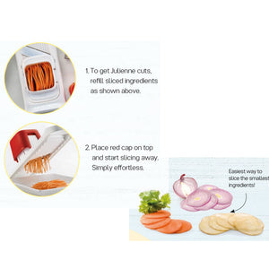 Tupperware Speedy Mando with Freebies