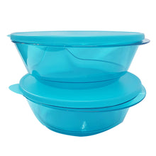 Load image into Gallery viewer, Tupperware Stackable Medium Bowls