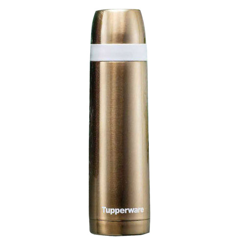 Tupperware Stainless Steel Thermal Flask (Shining Gold)