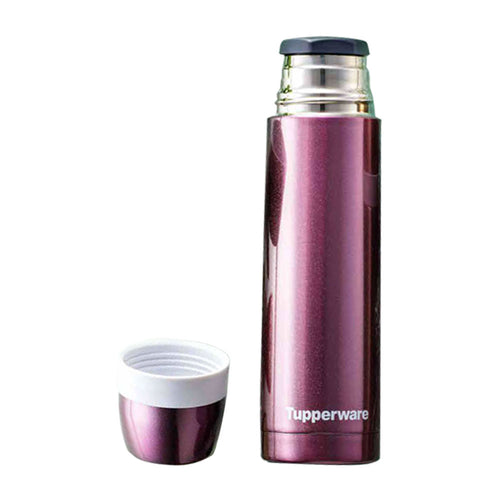 Tupperware Stainless Steel Thermal Flask (Shining Violet)