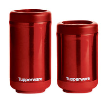 Load image into Gallery viewer, Tupperware Stacking Thermal Flask