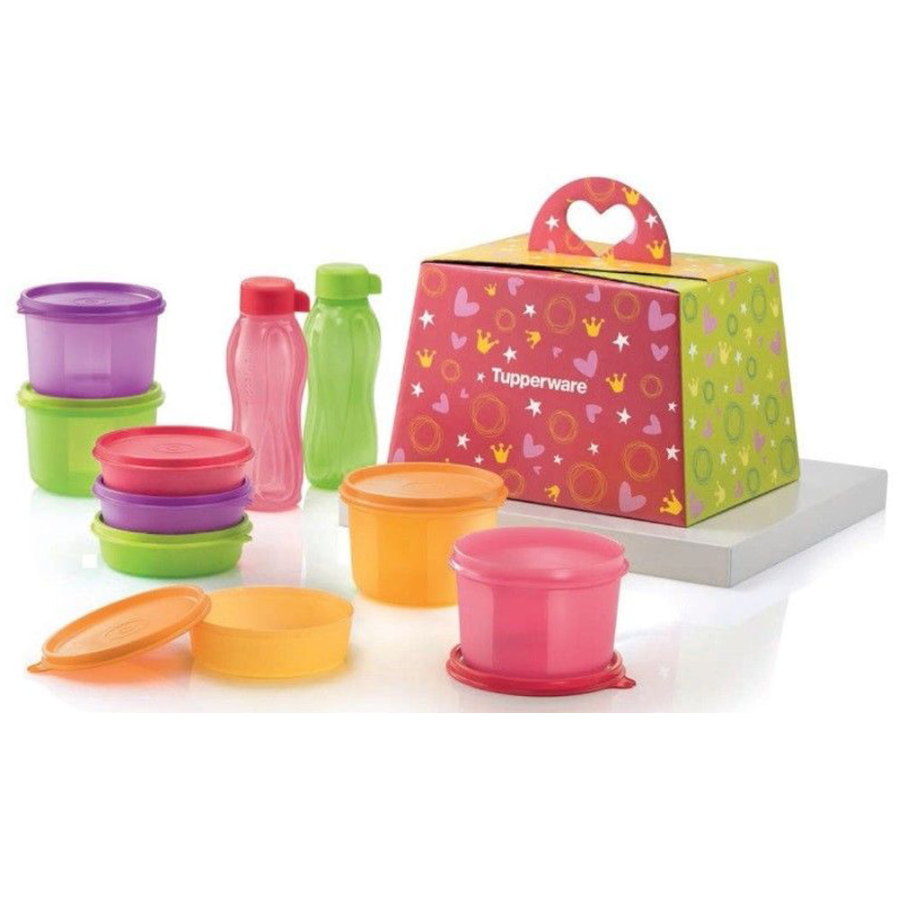 Tupperware A Lil' Bit Of Everything