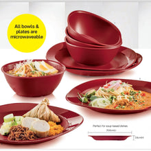 Load image into Gallery viewer, Tupperware Blossom 8-pc Dining Set