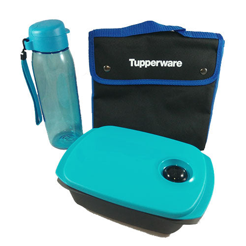 Tupperware Executive Lunch Set with Freebies-Tupperware 4 Sale