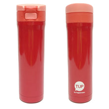 Load image into Gallery viewer, Tupperware Flip N Sip Thermos (Red) With Freebies