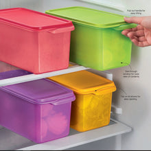 Load image into Gallery viewer, Tupperware Fresh & Cool Set with Freebies