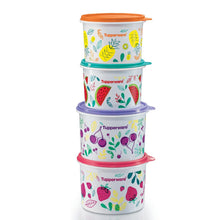 Load image into Gallery viewer, Tupperware Fruity Canister Set