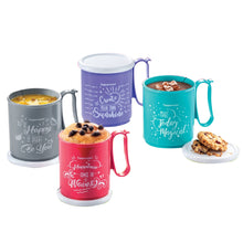 Load image into Gallery viewer, Tupperware Motivational Jumbo Mug Set