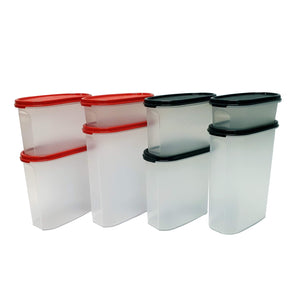 Tupperware Modular Mates Oval Double Set-Tupperware 4 Sale