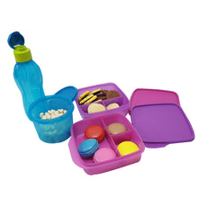 Load image into Gallery viewer, Tupperware Sunshine Picnic Set