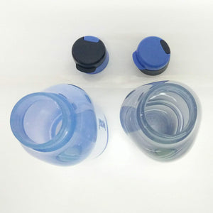 Tupperware Triangle Quencher Set - Free Bottle Brush