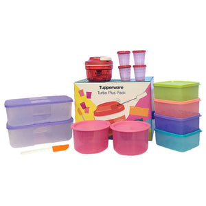 Tupperware Turbo Chopper Plus Set