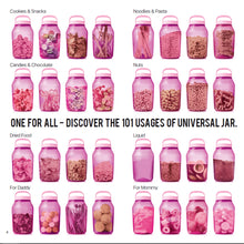 Load image into Gallery viewer, Tupperware Liquid Tight & Airtight 3L Universal Jar
