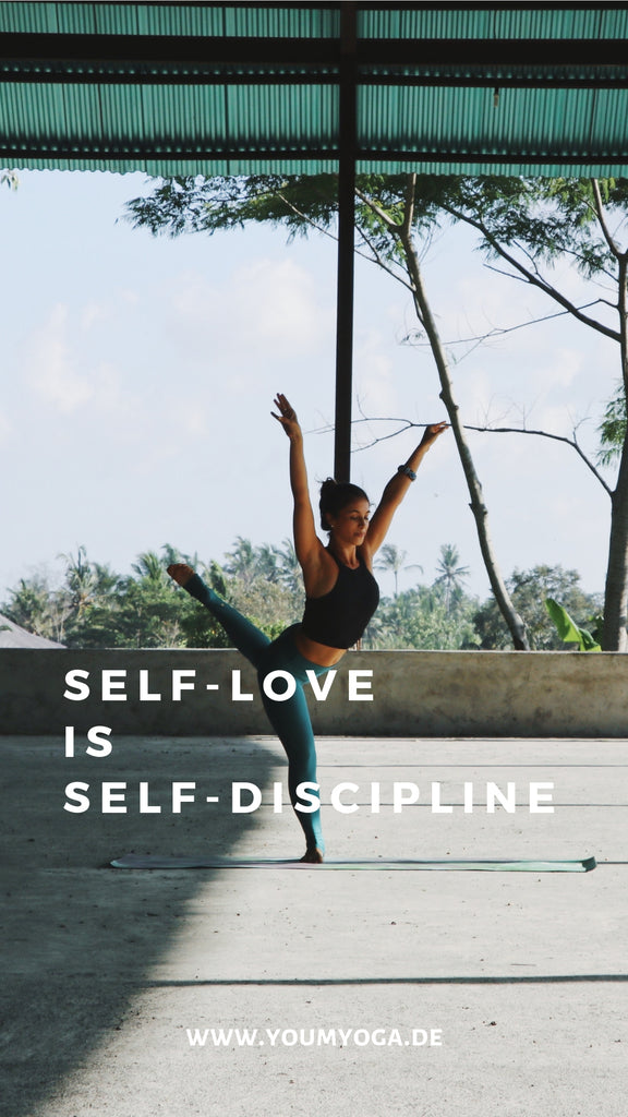 Self-love is Self-discipline