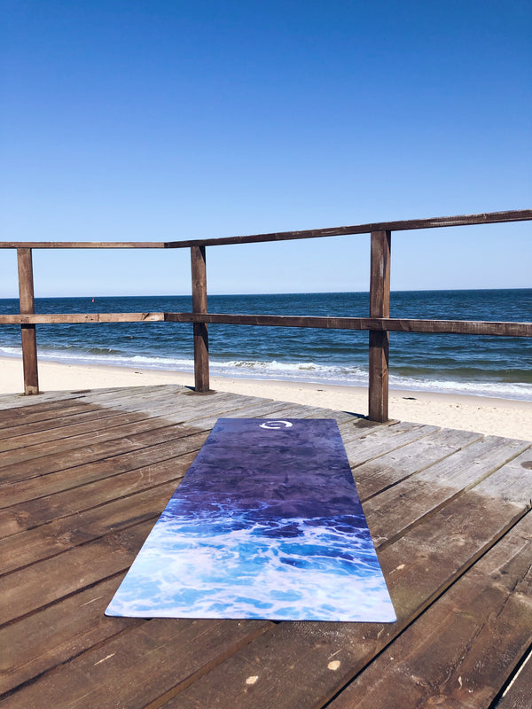 Travel Ocean Mat