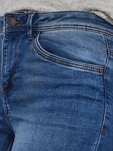Load image into Gallery viewer, Seven Skinny Fit Blue Denim Jeans