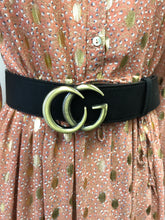Load image into Gallery viewer, CG Metal Logo Belt