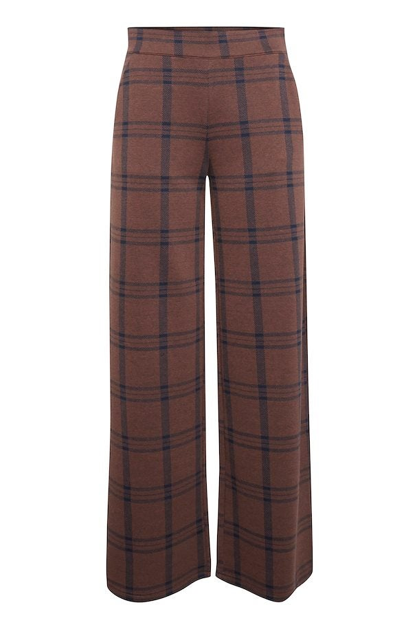 Kate Brown Tartan Trousers