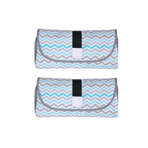 (2 Pack) 3-in-1 Multi-functional Baby Changing Pad