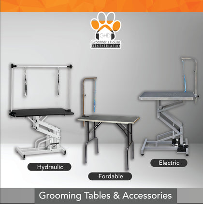 Grooming Tables & Accessories
